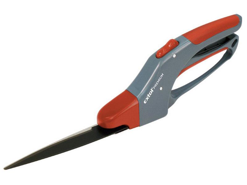 Nůžky na trávu Extol 360mm s polohovatelnou rukojetí