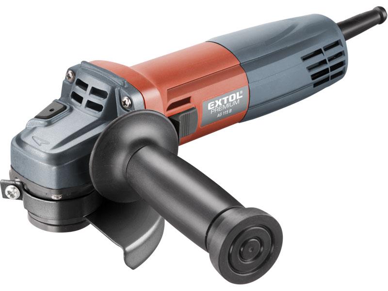 Bruska úhlová 115 mm 750 W Extol Premium 8892021