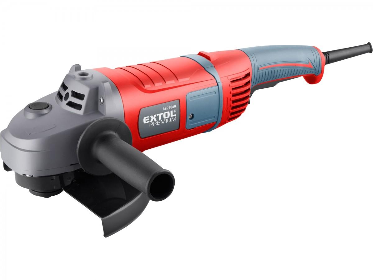 Bruska úhlová 230mm 2400 W Extol Premium 8892060