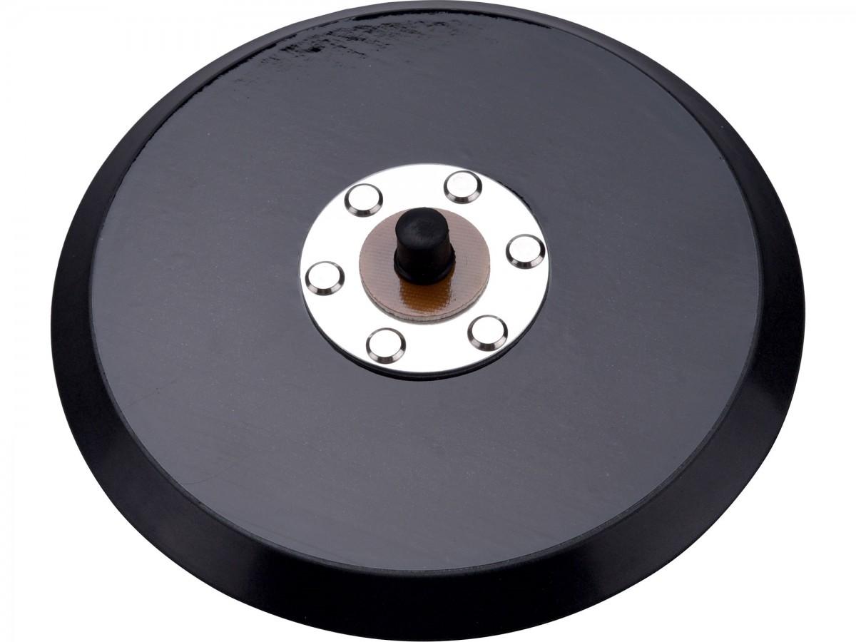 EXTOL PREMIUM nosič leštících kotoučů, suchý zip, 150mm