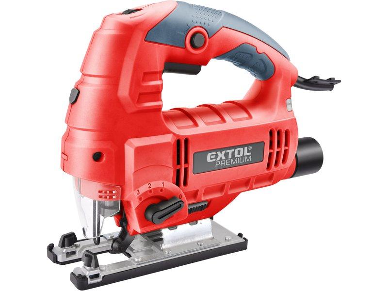 Pila přímočará s laserem a světlem  800 W  Extol Premium 8893103 Nářadí-Sklad 2 | 2.85 Kg
