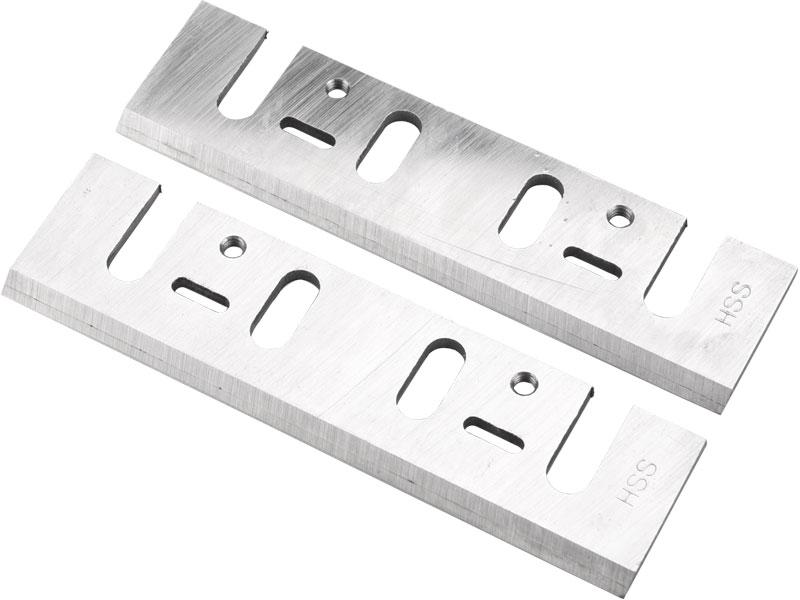 HSS hoblovací nože 2ks, pro 8893403, EXTOL PREMIUM