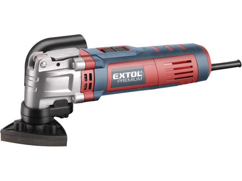 Bruska multifunkční s rychloupínáním 400 W Extol Premium 8894100
