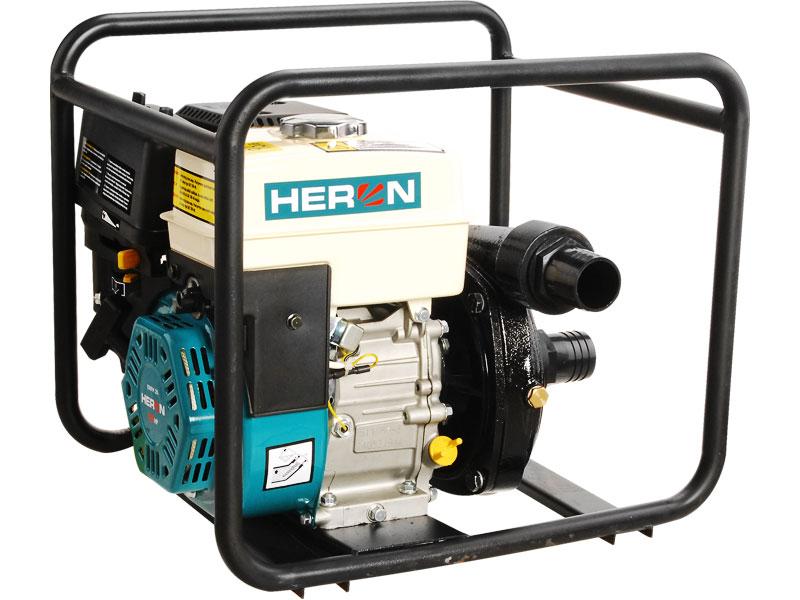 čerpadlo motorové tlakové 6,5HP, 500l/min, HERON, EMPH 20