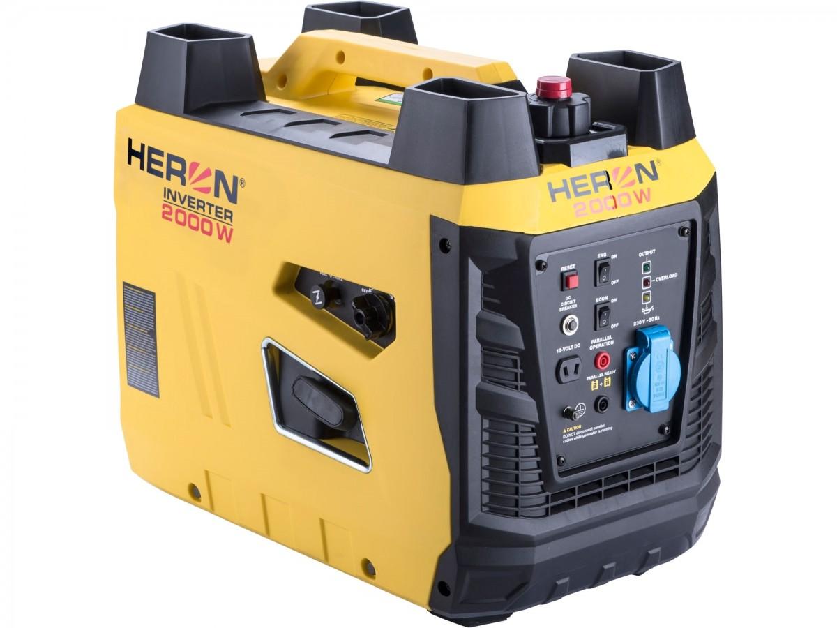 HERON elektrocentrála digitální invertorová 3,3HP/2kW  8896219