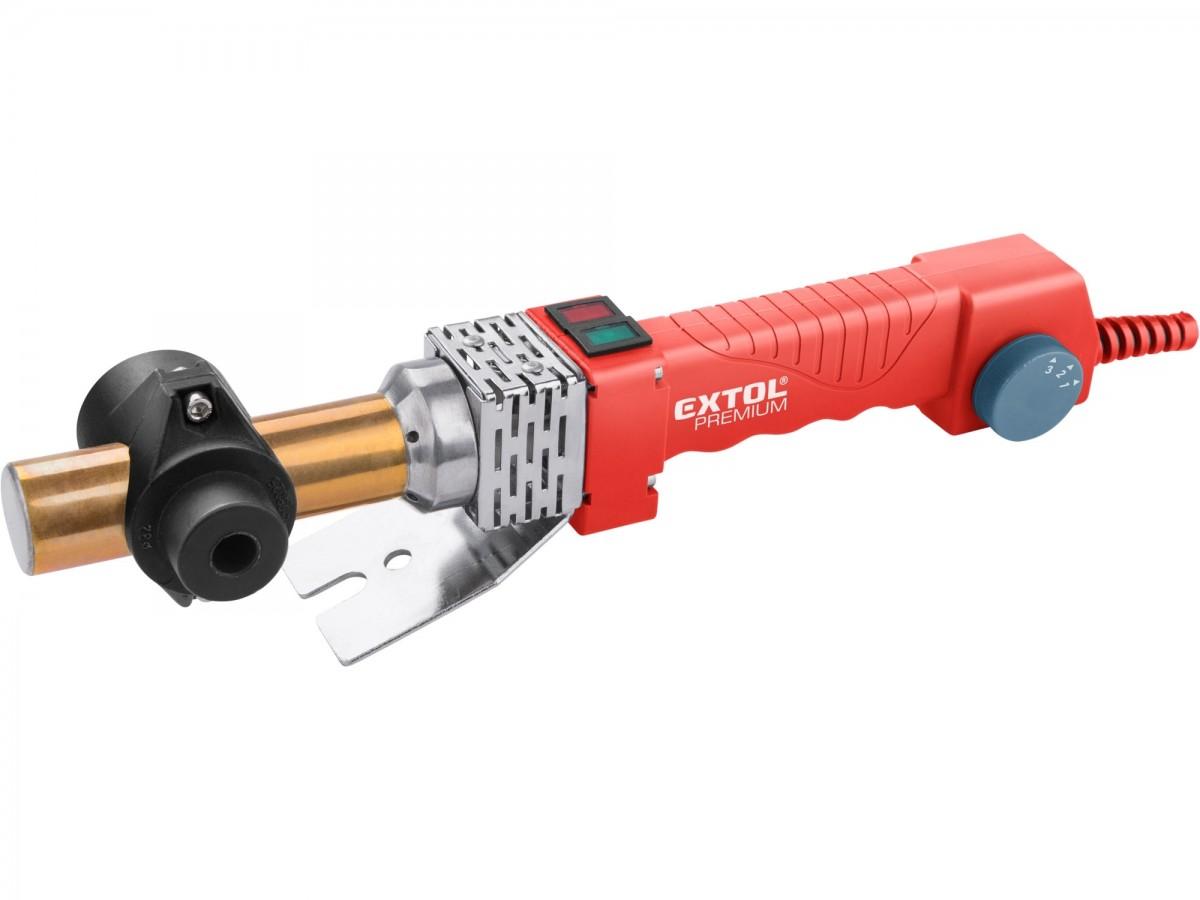 Svářečka polyfúzní Extol Premium 8897211 Nářadí 2.906Kg MA8897211