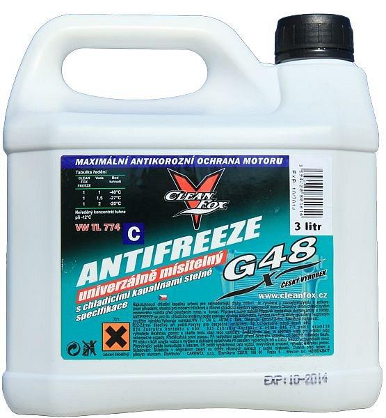 Antifreeze G48, 3L Nářadí 4.8Kg AT-90613