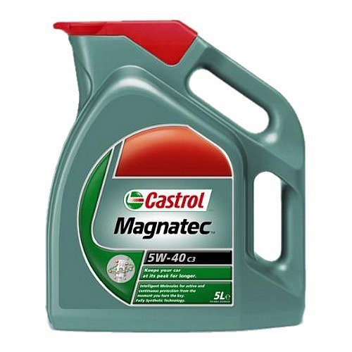 Olej motorový Castrol magnatec 5W-40 5L C3 Nářadí 4.5Kg AT-90645