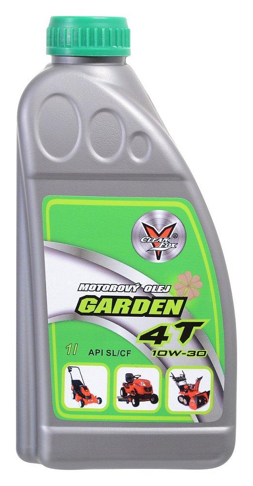 Olej GARDEN 4T 10W-30 API SL/CF Nářadí 4.5Kg AT-90669