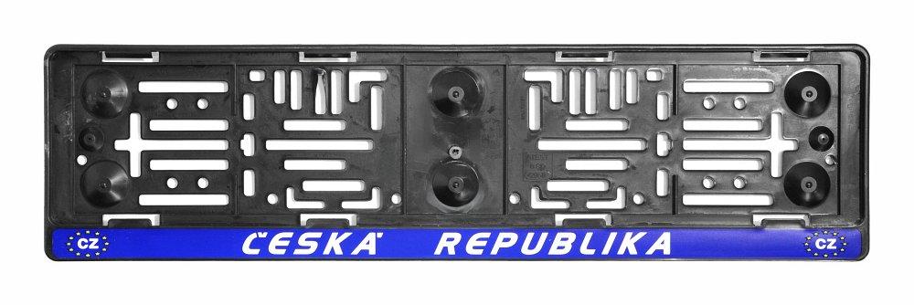 Podložka pod SPZ  ČR-EU Nářadí 0.162Kg AT-91535