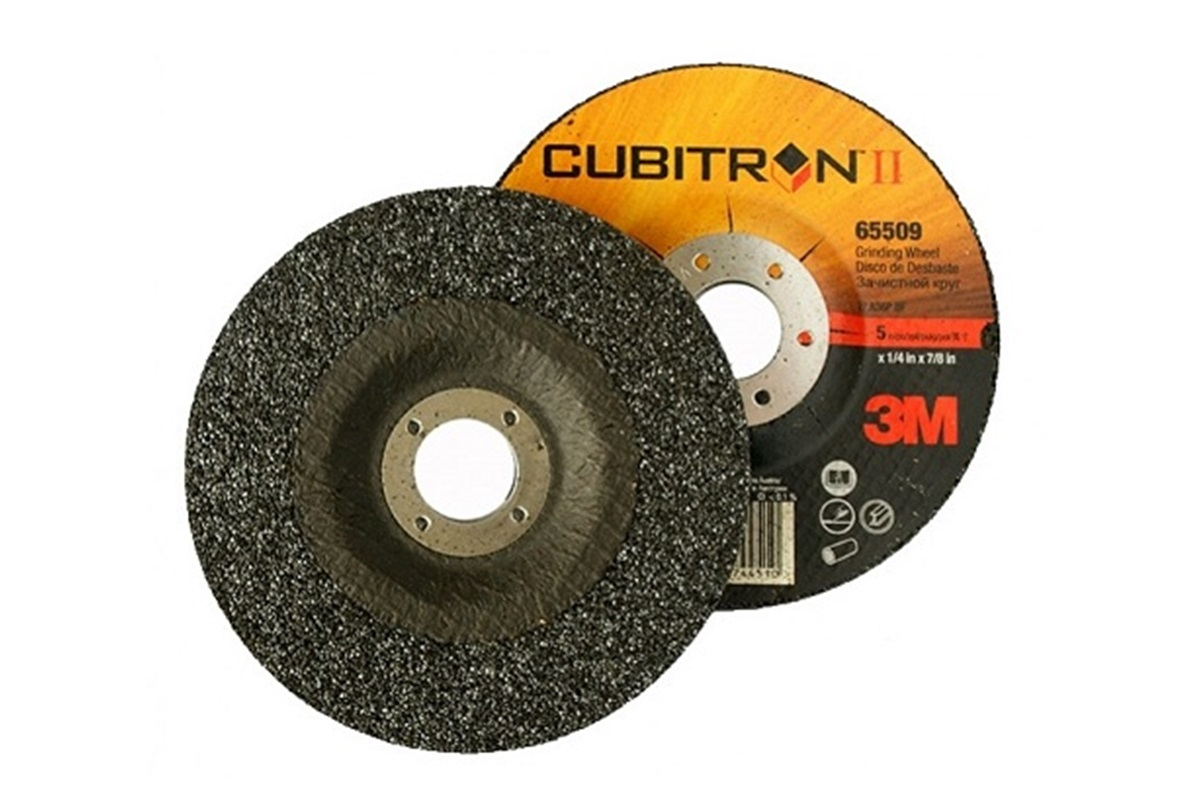 3M Brusný kotouč na ocel/nerez 125x7mm Cubitron™ II