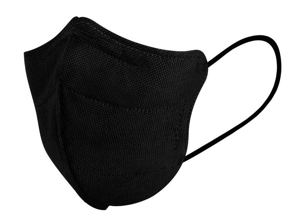 WÜRTH RESPILON FFP2 RespiPro Carbon nano respirátor, ocranná maska, sada 3ks
