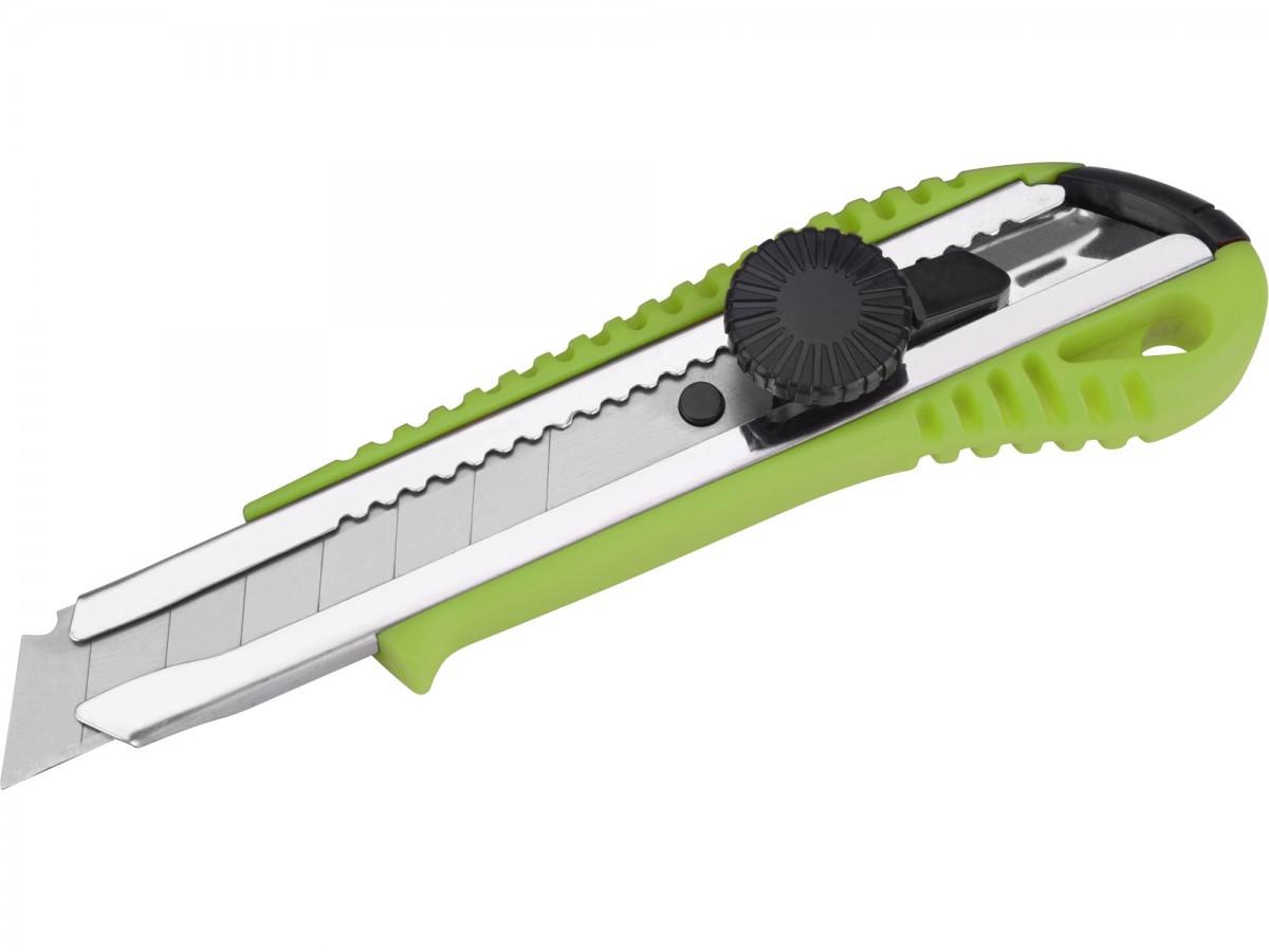 EXTOL CRAFT nůž ulamovací s kovovou výstuhou, 18mm 955007 Nářadí 0.076Kg MA955007