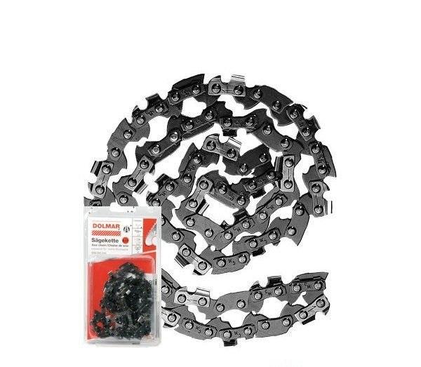 """DOLMAR/MAKITA Řetěz pro řetězové pily 14"""" 35cm 3/8"""" 1,1mm 52 čl."""