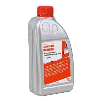 DOLMAR - motorový olej dvoutaktní 1000ml Nářadí 1Kg 980008107