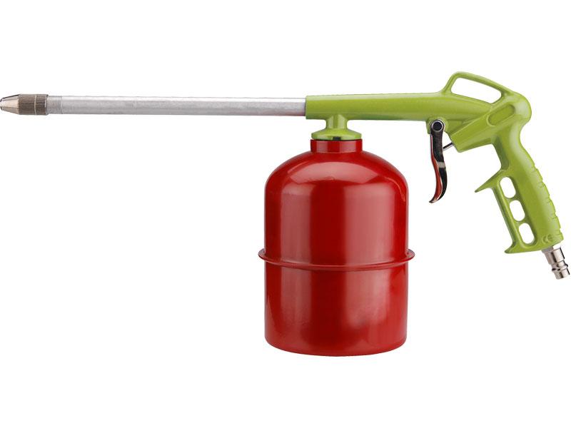 Mycí vzduchová pistole s nádobkou 900ml Extol