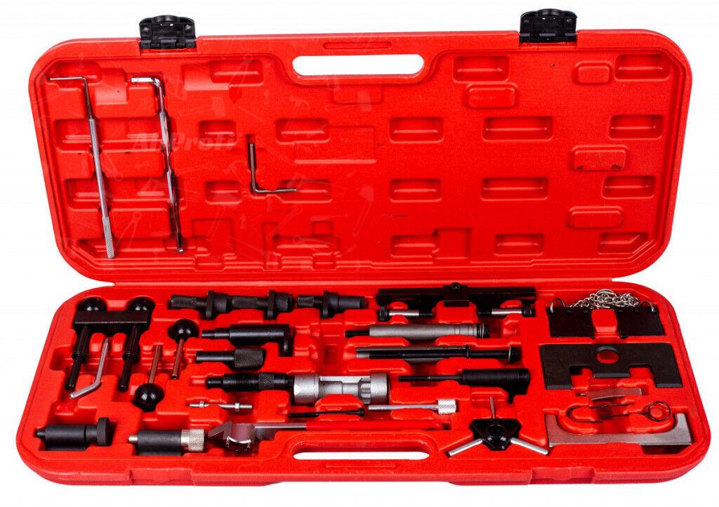 Přípravky na aretaci motorů VAG (VW, Audi, Seat, Škoda) Nářadí 4.4Kg AH042016