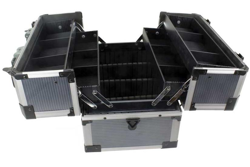 Kufr na nářadí rozkládací AL design