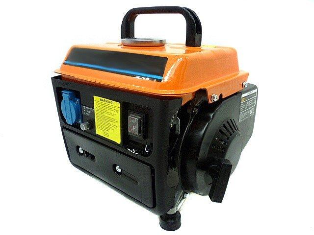 Elektrocentrála, generátor 700W, BASS