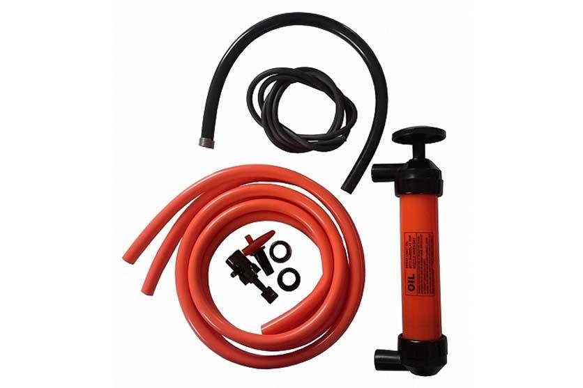 Ruční odsávací pumpa na olej, vodu, vzduch, BASS