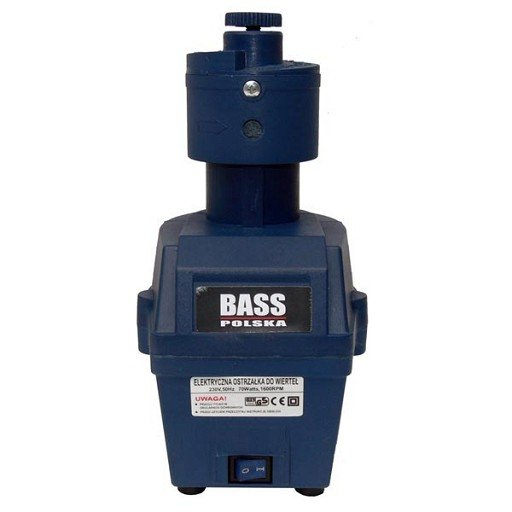 Elektrická ostřička vrtáků 3-10mm, 70W, BASS