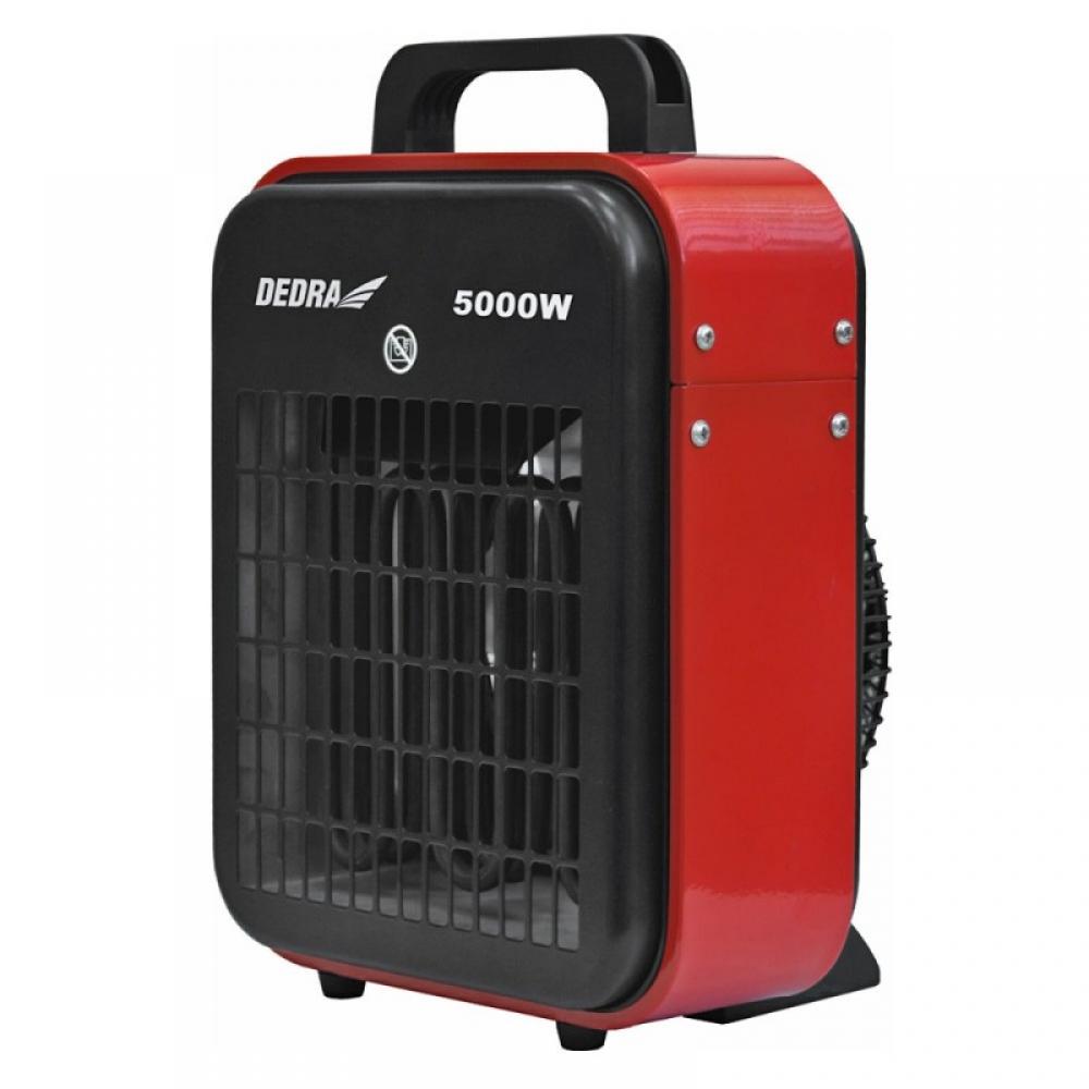Elektrické topidlo 5,0kW/400V s horkovzdušným ventilátorem 730m3/h