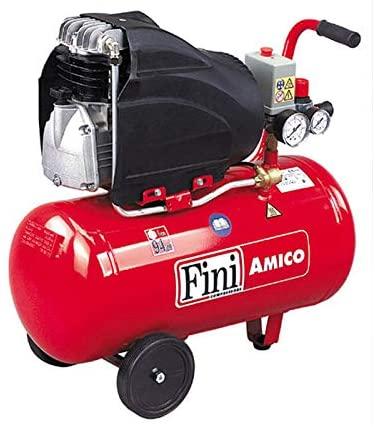 InAirCom Fini Amico 25/SF2500 pístový kompresor Nářadí 2Kg INFLCC404FNM001