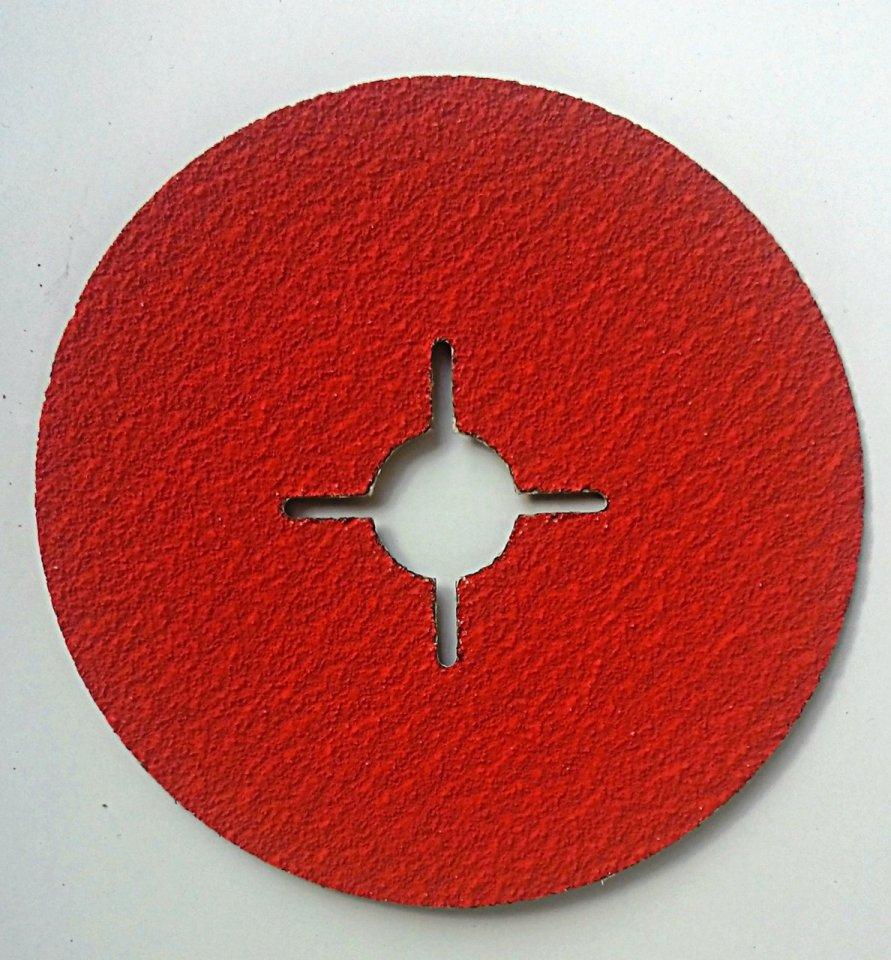 Fíbrový výsek - brusný kotouč - keramika 125mm P36 Nářadí 0.026Kg IMB18261
