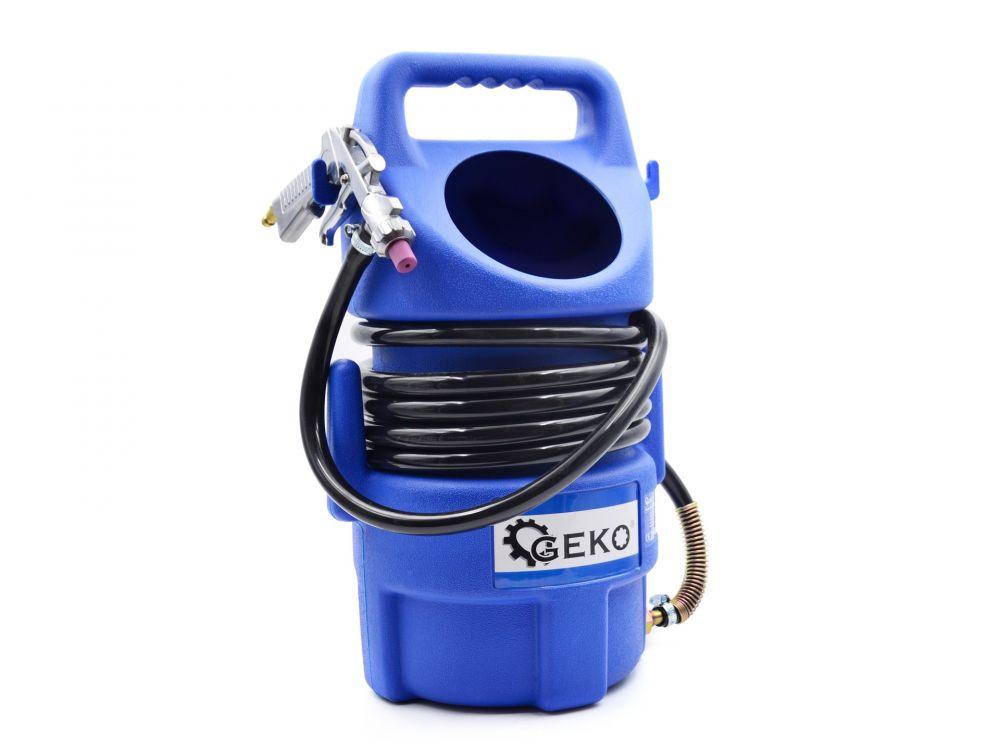 Pneumatická pískovačka přenosná 10L GEKO G02270 Nářadí 3Kg G02270