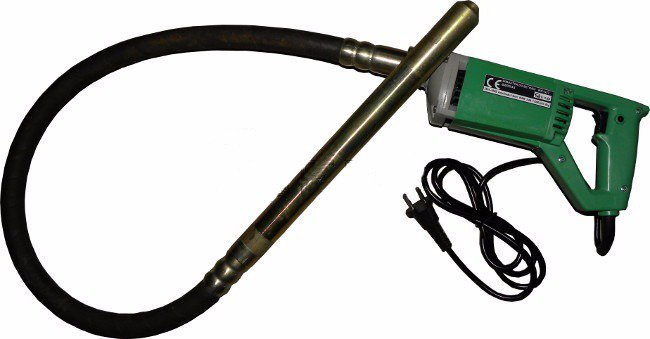 Ponorný vibrátor do betonu 850W, 35mm, 1,5m GEKO