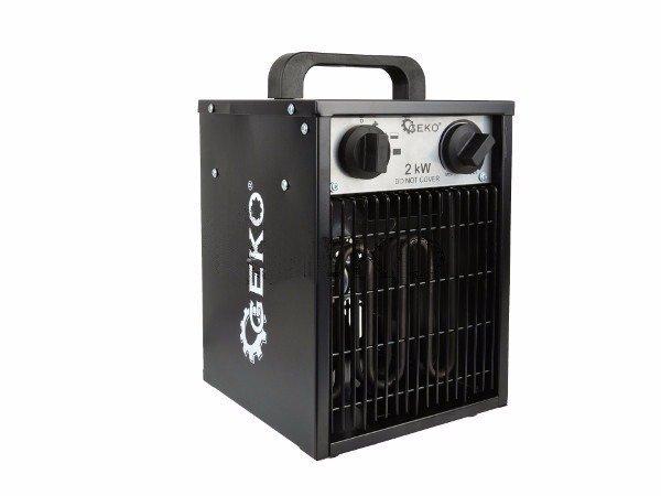 Elektrický ohřívač 2kW GEKO