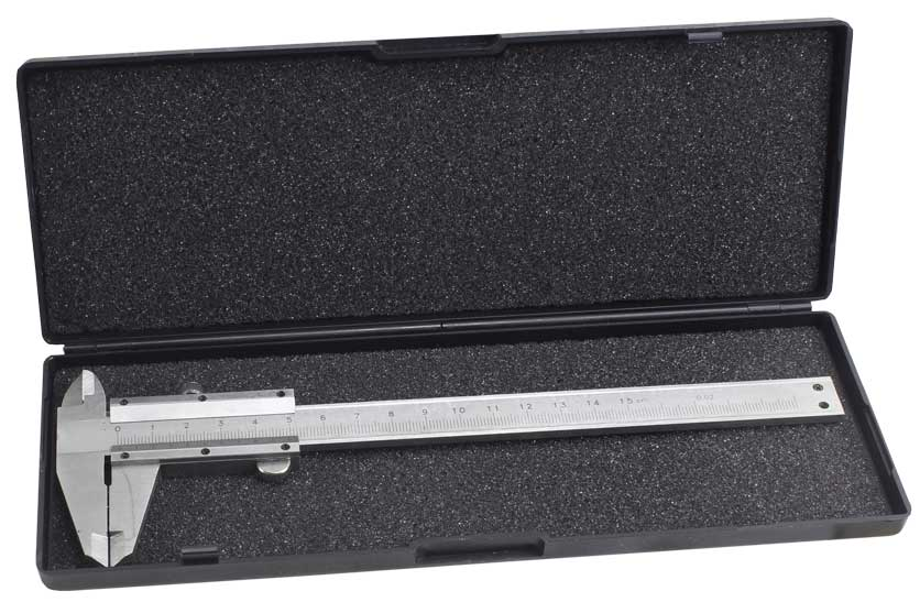Posuvné měřítko kovové 150mm Mar-Pol (TO-15110)