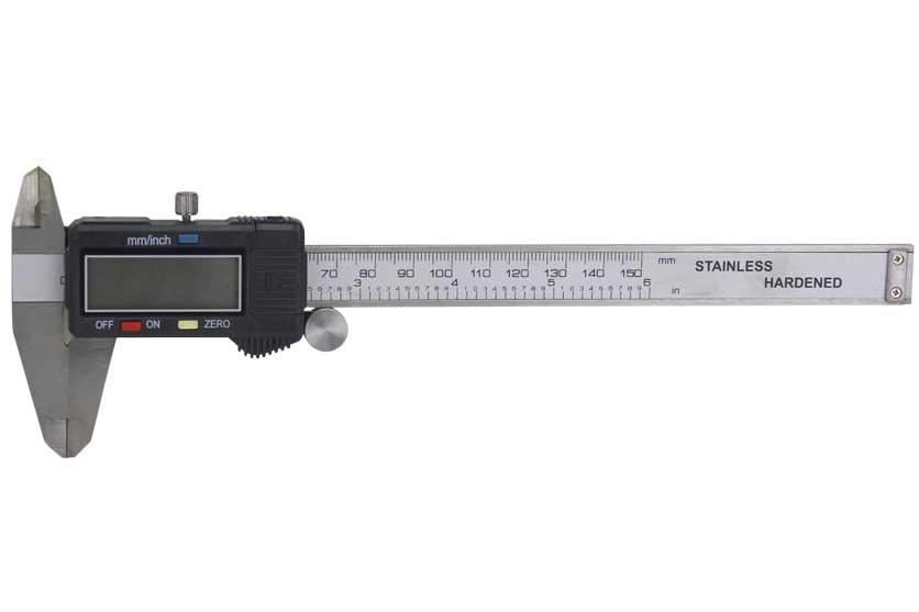 Posuvné měřítko digitální MAR-POL 150mm (PMD150)
