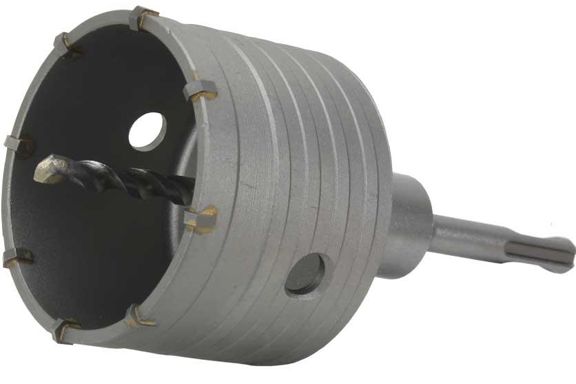 Vrták do betonu korunkový průmer 80mm se stopkou SDS Plus MAR-POL (YT-4403)