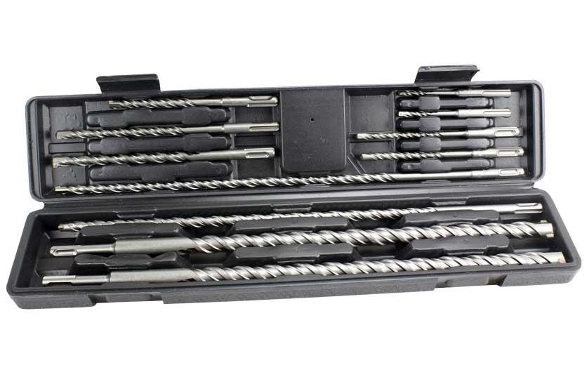 Vrtáky SDS Plus sada 11 kusů MAR-POL