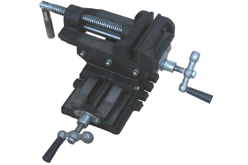 Křížový svěrák s čelistí 100 mm MAR-POL