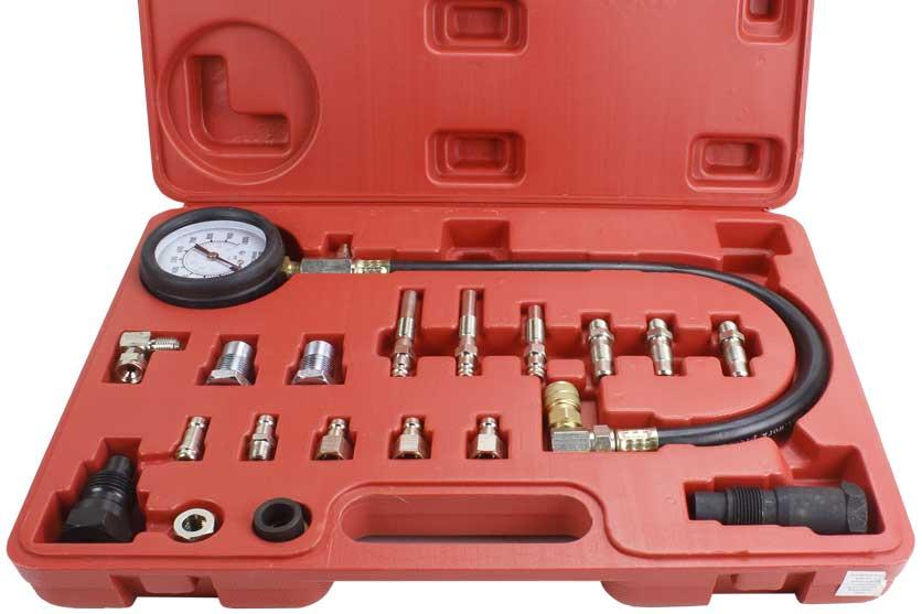 Souprava pro měření komprese dieselových motorů MAR-POL