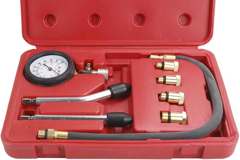 Souprava pro měření komprese benzinových motorů MAR-POL (YT-7302)