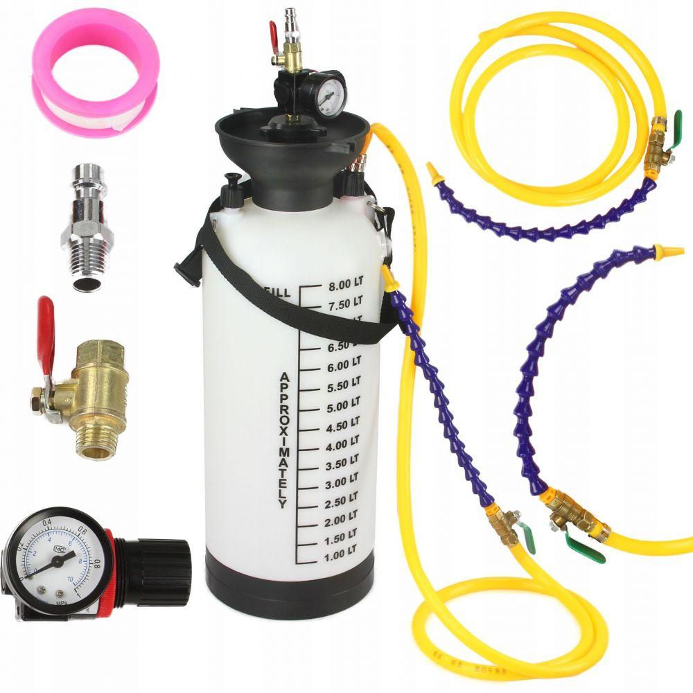 Pneumatická plnička oleje 8l MAR-POL M78319