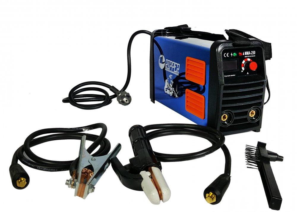Invertorová svářečka 30-250A MAR-POL MMA-250