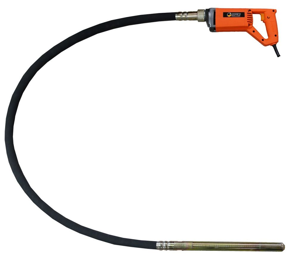 Ponorný vibrátor do betonu 1250W, 35mm, 2m MAR-POL M79492