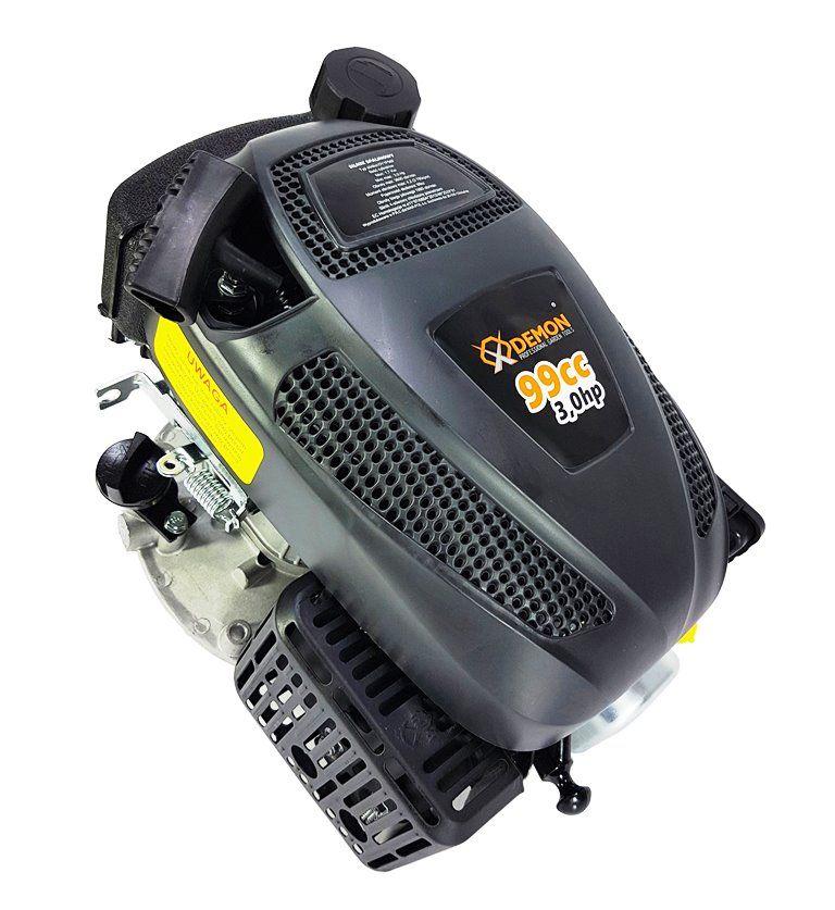 Náhradní benzínový motor čtyřtaktní 99cm3, 2,2kW, 22,2/60mm DEMON M79891 Nářadí | 10,5 Kg