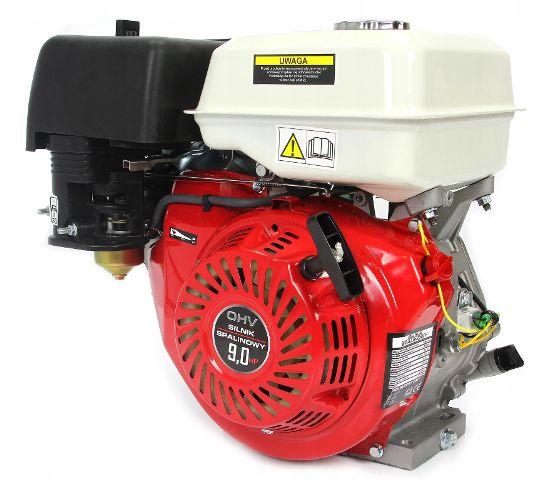 Motor 9HP/25mm k čerpadlu nebo centrále MAR-POL M79896 Nářadí 0Kg M79896