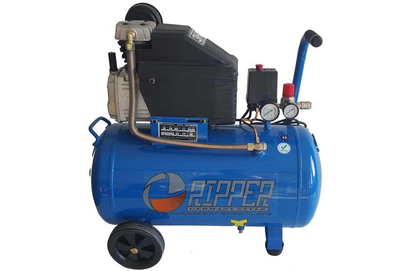 Kompresor olejový jednopístový 50l 2,2kW / 230V RIPPER