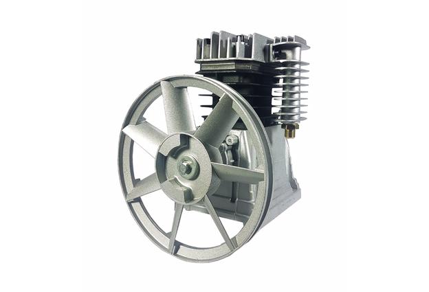 Kompresorový agregát dvoupístový 250 l Mar Pol