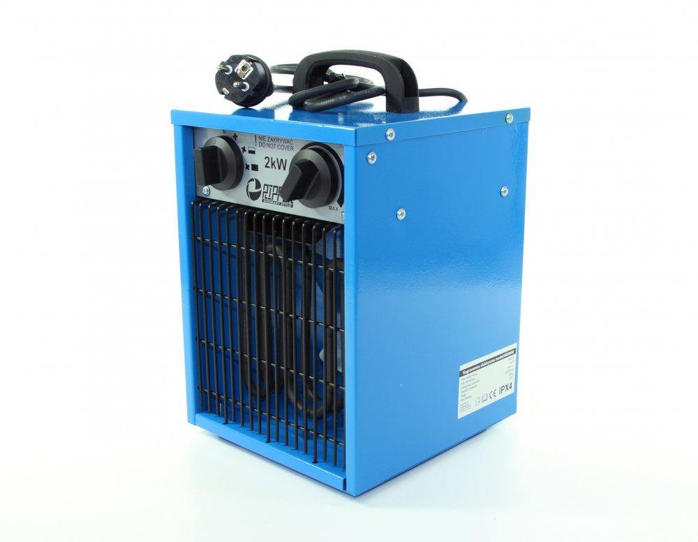 Elektrický ohřívač 2kW RIPPER