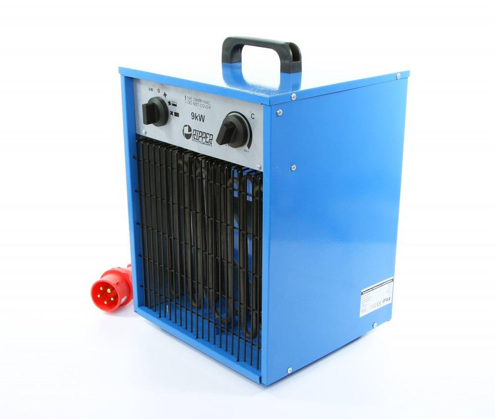 Elektrický ohřívač 9kW RIPPER