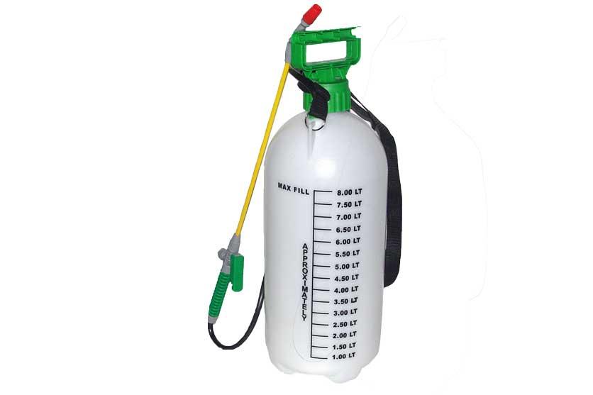 Postřikovač zahradní objem  8 litrů s popruhem přes rameno MAR-POL (TO-89518)