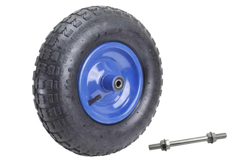 Bantamové kolo ke kolečku nafukovací průměr 330mm s ložisky