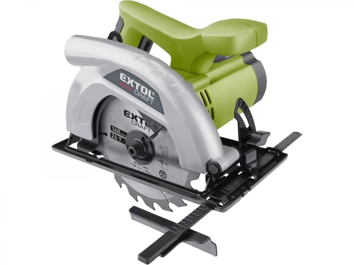 Pila kotoučová Extol Craft průměr 160 mm 1200W 405224